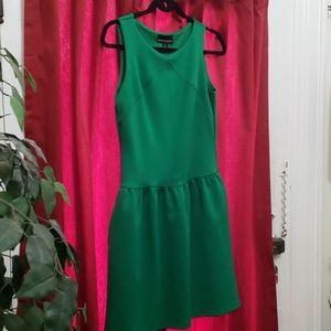 Cynthia Rowley Dresses - Green midlength dress